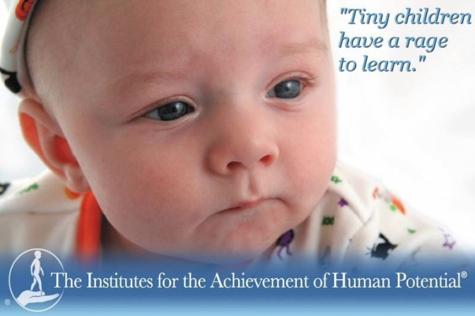 A great new option from The Institutes for the Achievement of Human Potential