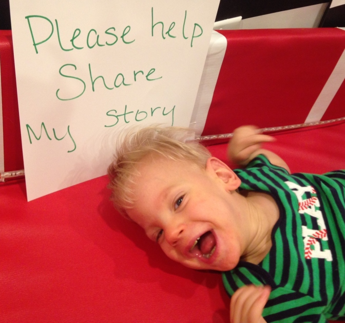 Please help us share Jacob's story